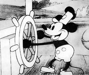 Steamboat Willie Duckipedia
