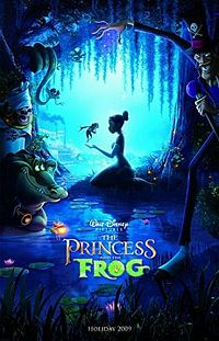 The Princess and the Frog - 2009.jpg